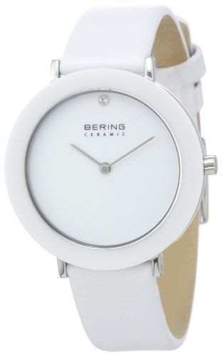 Bering Time Unisex Ceramic Analogue Quartz Watch 11435-654