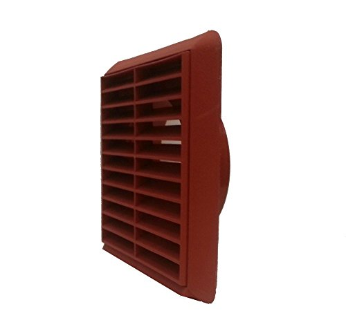 kair-louvred-air-vent-wall-grille-5-inch-125mm-round-spigot-terracotta-sys-125-ducvkc268-tc-by-kair