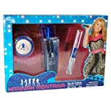 Disney Hannah Montana Ladies Eau De Toilette Scent & Lip Gloss 3 Piece Gift Set