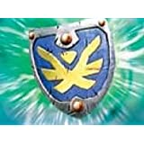 Skylanders Spyro's Adventure Mini Sky-Iron Shield with Online Code Card ~ Activision