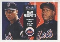 Jorge Toca Norfolk Tides - Mets Affiliate 2000 Fleer Tradition Team Prospects... by Hall of Fame Memorabilia
