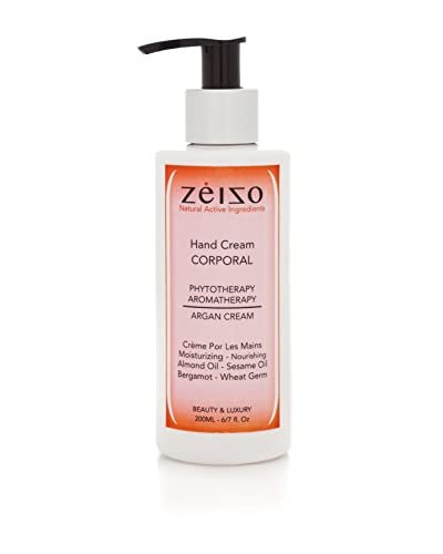ZEIZO Crema Mani Argan 200 ml
