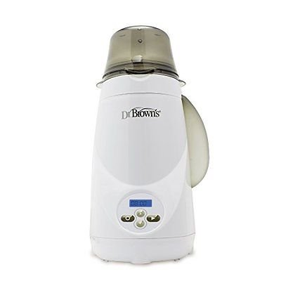 Dr Brown's 850T Baby Bottle WARMER, LCD Control Panel Dr Brown Bottles WARMER (Superman Water Dispenser compare prices)