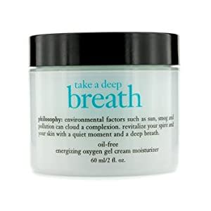 Philosophy Take A Deep Breath Oil-free Energizing Oxygen Gel Cream Moisturizer