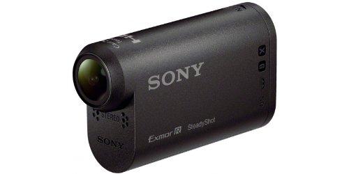 Sony HDR-AS15B.CEN Caméra embarquée Full HDavec microphone stéréo Noir