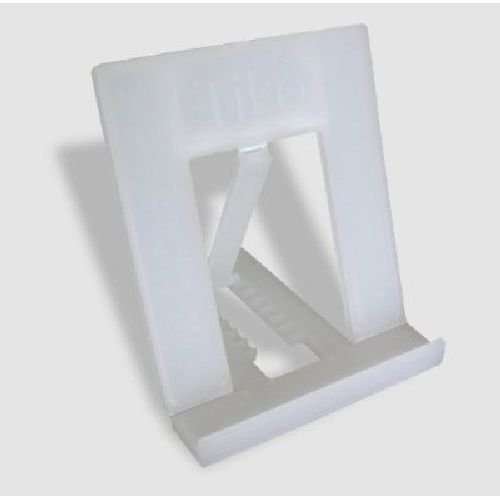Tiko Products Tiko Fold Travel Stand For Iphone Ipod Ipod Touch - Semi Transparent White