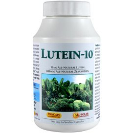 Eye Vitamin With Lutein