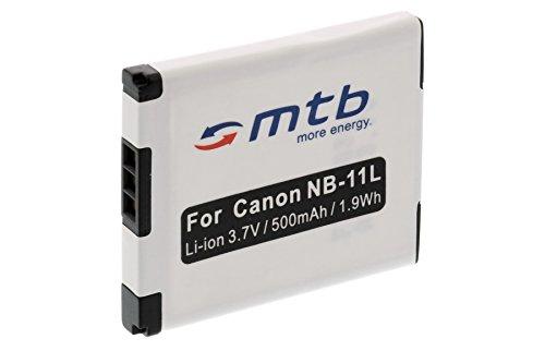 Ersatz-Akku NB-11L für Canon IXUS 125 HS, 127 HS, 132, 133, 135, 140, 240 HS ... (siehe Liste)