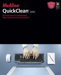 Mcafee Quick Clean 6.0