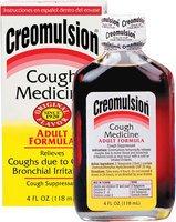 Creomulsion Cough Medicine, Adult Formula - 4 Oz