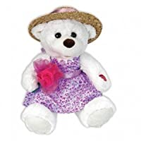"Chantilly Lane 11"" Kay Bear with Flowers Sings ""To Know You is To Love You"" by Chantilly Lane"