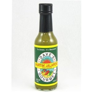 Daves Gourmet Hurtin Jalapeno Hot Sauce - 5 Ozpack Of 3 from DAVE'S INSNAITY