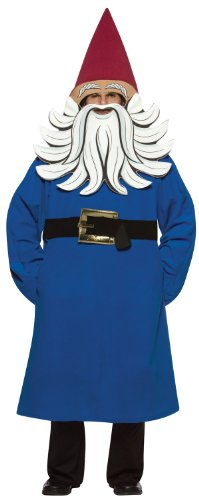 Travelocity Roaming Gnome Adult Halloween Costume (Standard)