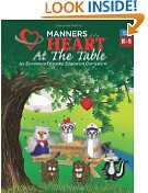 Manners Of The Heart At The Table: An Elementary Etiquette Education Curriculum