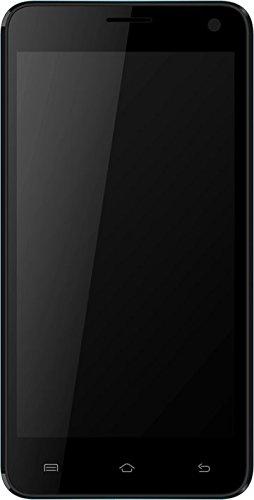 Mobistel Cynus F6 Smartphone (12,7 cm (5 Zoll) IPS Display, 1,3GHz, Quad-Octa-Core-Prozessor, 8 Megapixel Kamera, Dual-SIM, WiFi, 4GB interner Speicher, Android KitKat 4.4) schwarz
