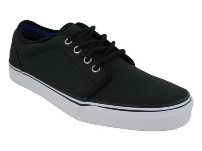 Vans Unisex VANS 106 VULCANIZED (RIPSTOP) SKATE SHOES