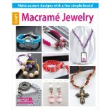 Leisure Arts Macrame Jewelry Kit - 1