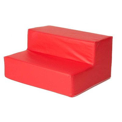Foamnasium Toddler Step, Red