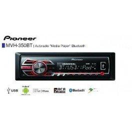 Peugeot - Autoradio Pioneer - Mvh-350Bt