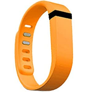 Replacement Wrist Band for Fitbit Flex (Peach, Large)
