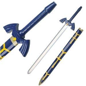 Legend Of Zelda - Twilight Princess Replica Sword - Video Game Sword