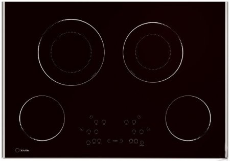 Cooktops Electric 30 Inch front-390347