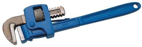 Draper 17217 450Mm Adjustable Pipe Wrench draper diy series 11 piece combination spanner set