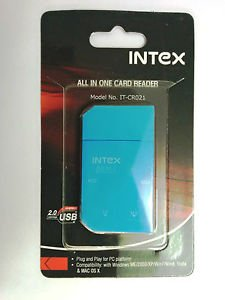 INTEX ALL IN ONE CARD READER