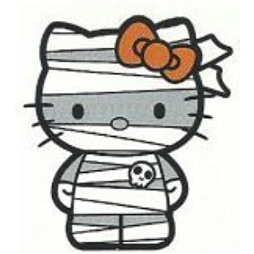 Hello Kitty Mummy Mystery Blind Box Mini Figure (1/24) [병행수입품]-