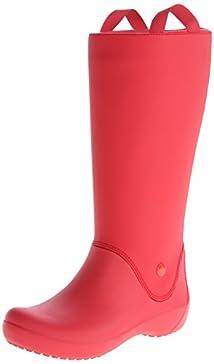 crocs Women's RainFloe Rain Boot