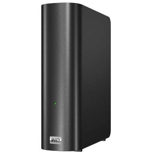 WD My Book Live Personal Cloud Storage 3TB Network Attached Storage