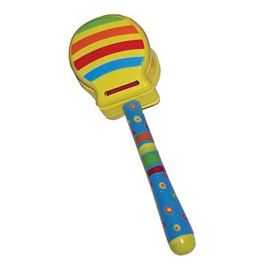 Kid's Striped Clacker (Clackers Red compare prices)