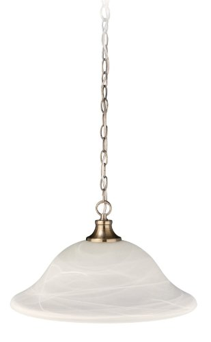 Philips 37710/06/86 myLiving Suspension Light (Bronze and Glass)
