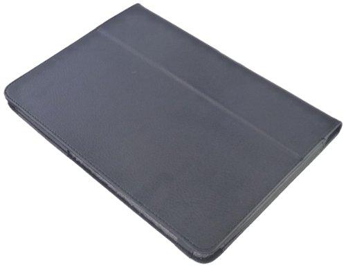 Samsung Galaxy Tab 2 10.1 P5100 und P5110 SCHWARZ Schutzhülle Smart Leder Tasche Case SCHWARZ von Avcibase