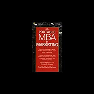 The Portable M.B.A. in Marketing Audiobook