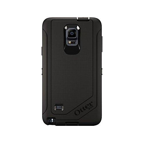 OtterBox 77-50449 Defender Custodia per Samsung Galaxy Note 4 SM-N910F, Nero