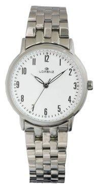 Lorenz 026577AA2 - Reloj , correa de acero inoxidable color plateado
