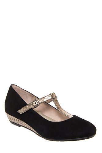 Eneka Sabrinas 34415 Low Wedge Shoe