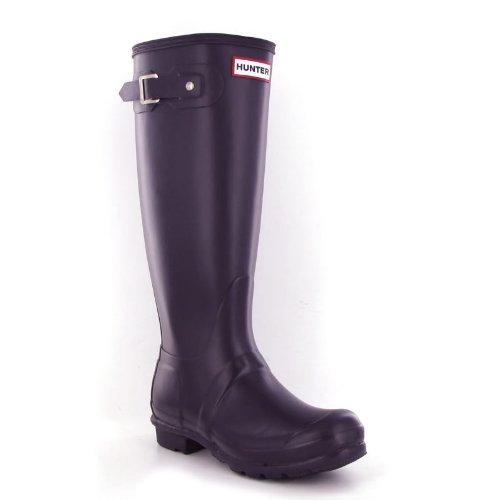 2fa9613617f Cheap Hunter Original Purple Womens Boots Size 9 US Online - Women's ...