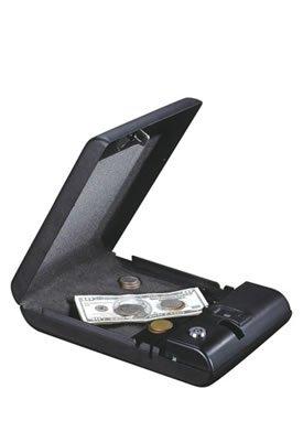 7 Kwikvault Bm 100 Biometric Mini Gun Safe 8 Biometric Gun