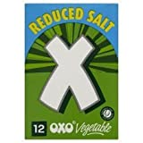 Oxo Reduced Salt Vegetable Cubes 12 x 71G
