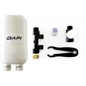 Instant Dafi Water Heater 11 kW Dafi in line 400V commercial two phase