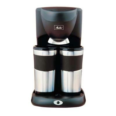 Coffee Maker That Fits Travel Mug : Melitta 2 Mug Coffeemaker ME 2 TMB - coconuas81