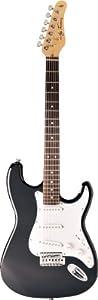 Jay Turser 300 Series Jt-300-bk Electric Guitar, Black
