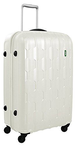 lojel-arrowhead-polycarbonate-large-upright-spinner-luggage-off-white-one-size