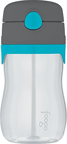 THERMOS-FOOGO-11-Ounce-Straw-Bottle-CharcoalTeal