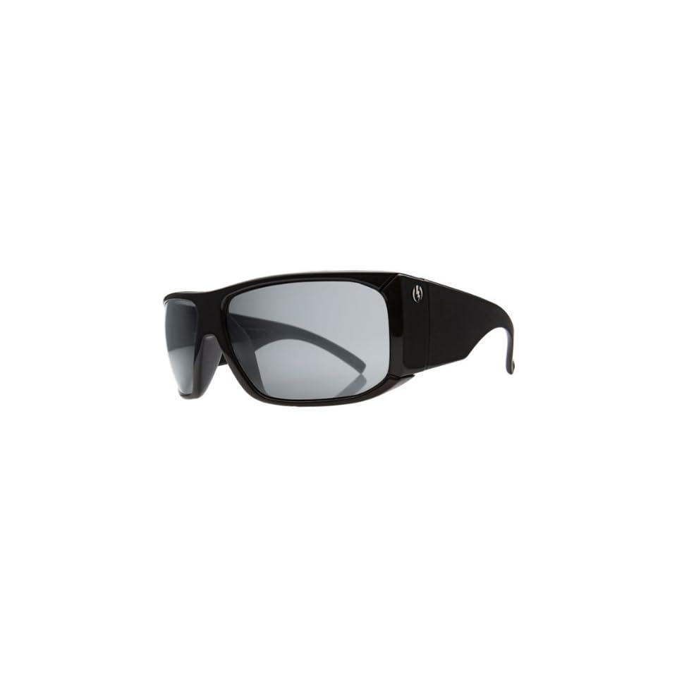 51a5fa349e Electric Jailbreak Sunglasses Electric Mens Polarized Lifestyle Eyewear  Gloss Black Grey Silver Visual Evolution