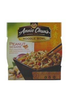 Annie Chun'S Peanut Sesame Noodle Bowl (1 X 8.8 Oz)