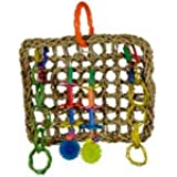 Super Bird Creations Mini Activity Wall Toy for Birds