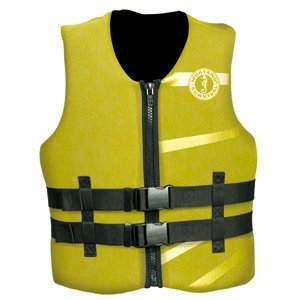 Mustang Survival Youth Lil Sport Neoprene PFD, Yellow